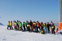 Obóz narciarsko - snowboardowy w Wiśle 2014