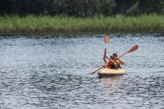 Obóz pływacki - Ramsowo 2014