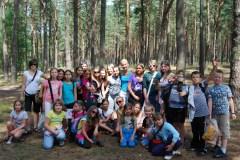 Obóz taneczno-akrobatyczny - Jastrowie 2011